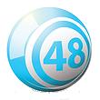 Bingoboll nummer 48